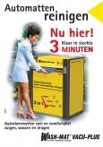Automatten reinigen, niederländisch